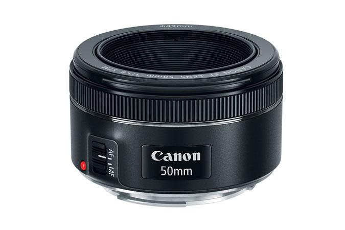 Canon EF 50mm f/1.8 Lens