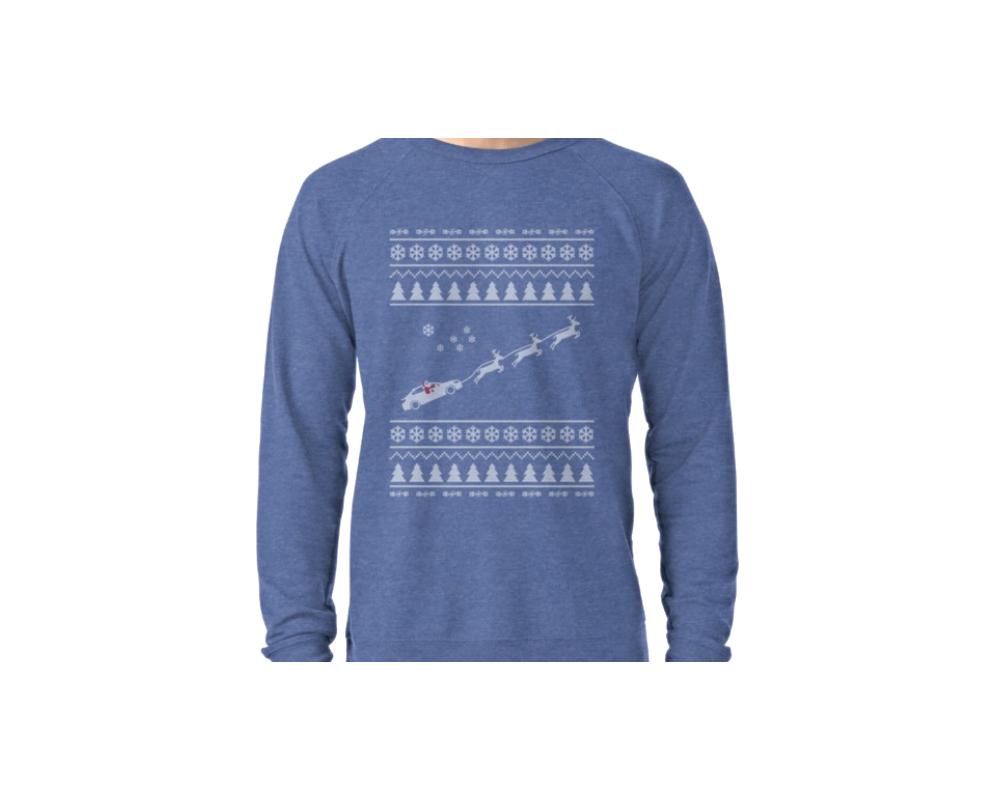 WRX Christmas Sweater