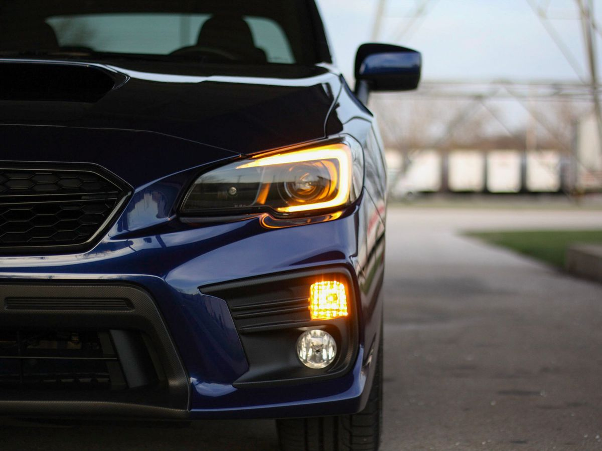 Diode Dynamics c-lights in amber mode