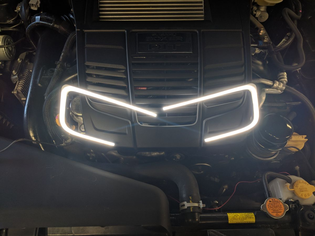 Testing the c-lights
