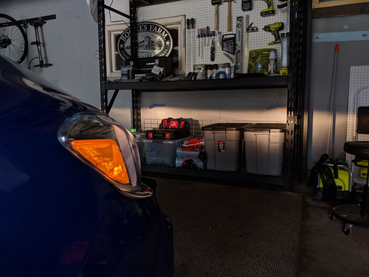 Marking the OEM alignment