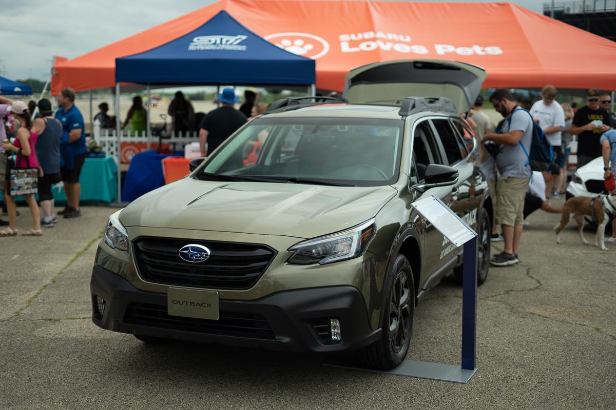 The 2020 Subaru Outback
