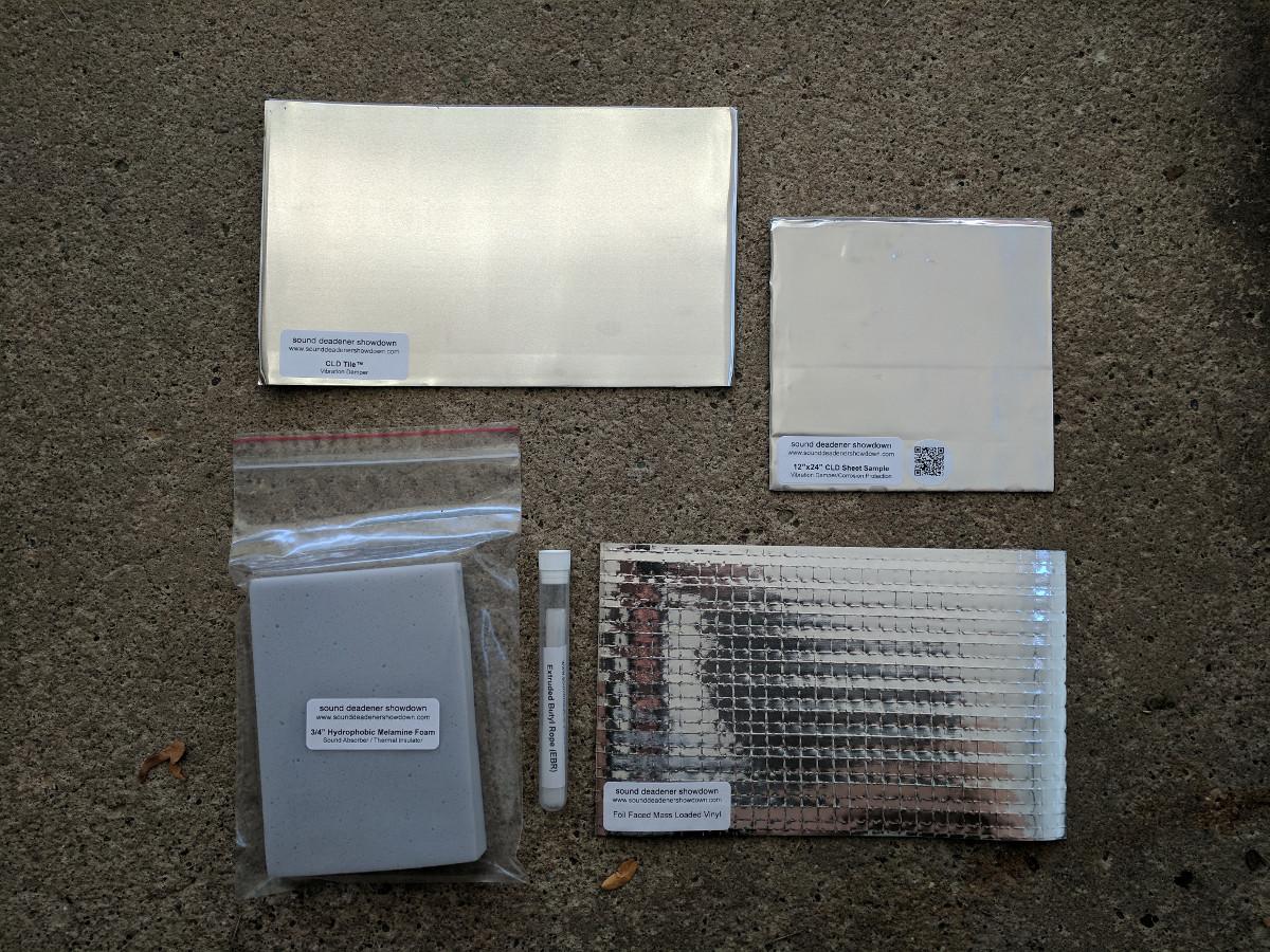 SDS sample kit